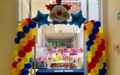 Día del Niño en el Suntnafin