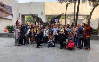 Visita al Museo de Memoria y Tolerancia