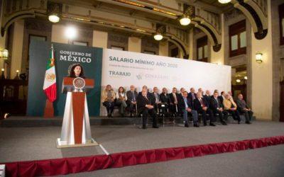 Evento «Salario Mínimo Año 2020»