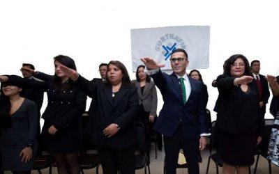 Toma de Protesta y Posesión del Comité Ejecutivo Nacional 2018-2021